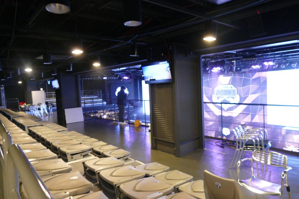 韓国最大規模e Sports専門施設「ネクソンアリーナ」裏側潜入レポ【NDC18】