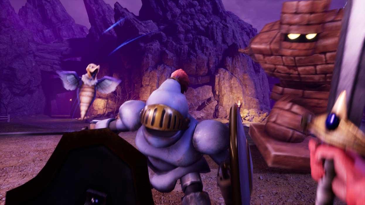 [黒川文雄のゲーム非武装地帯] 第61回: ゲームの中のバーチャルリアリティ『ドラゴンクエストVR』