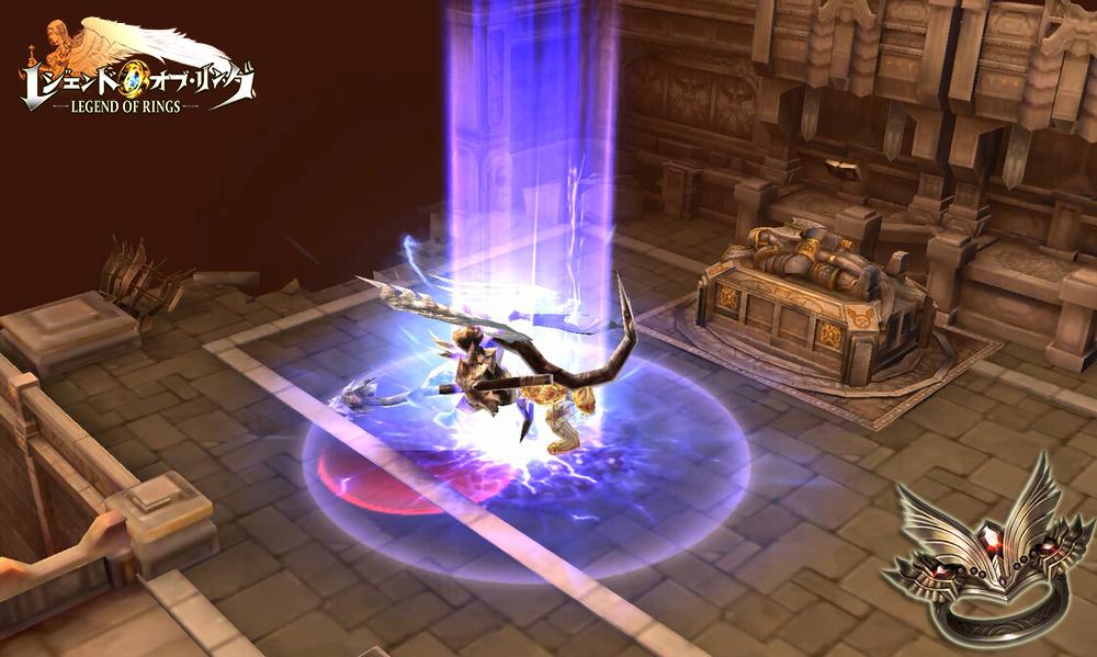 新作RPG『レジェンドオブリング』の最重要アイテム「リング」の情報が公開!