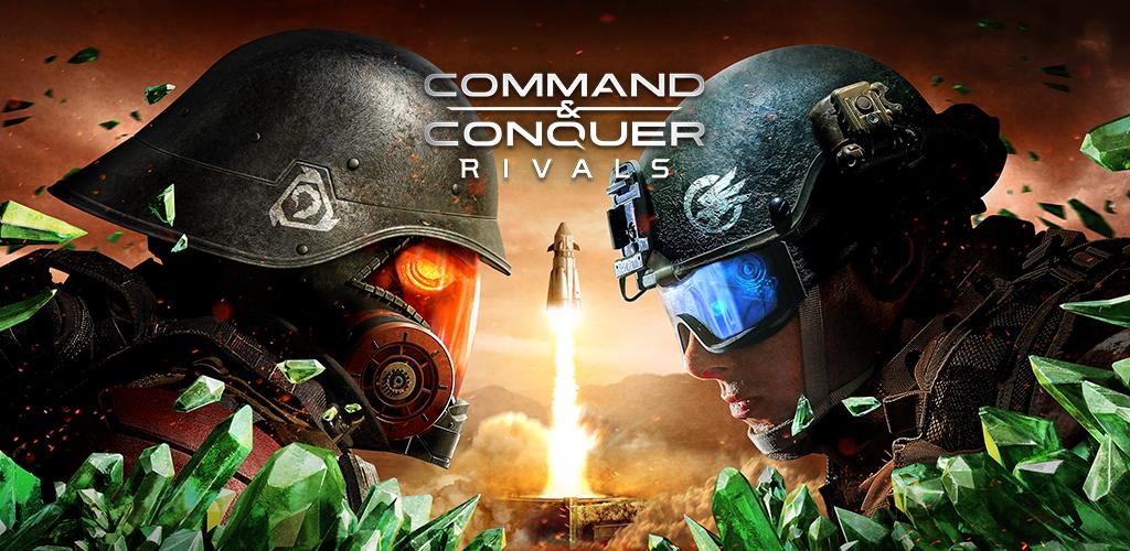 1対1の熱い対戦が楽しめるRTS『コマンド&コンカー:ライバル』が配信決定!事前登録も開始