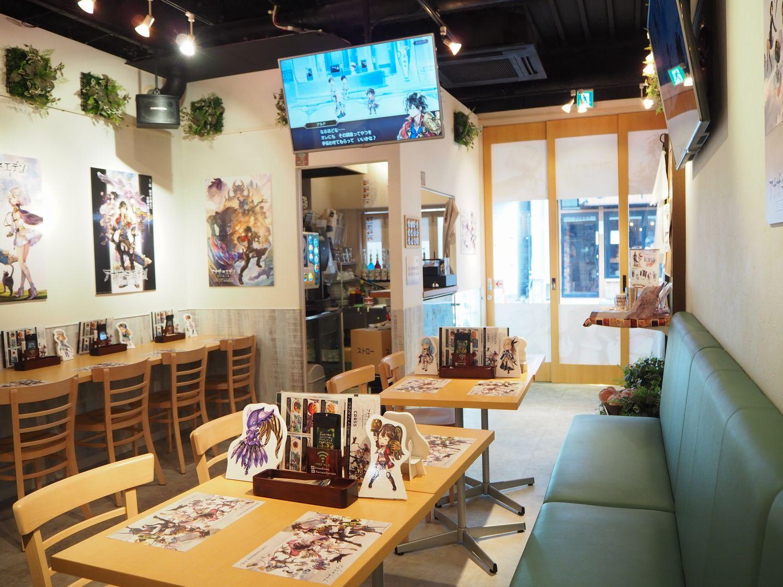 『アナザーエデン』初のコラボカフェが秋葉原に登場!オリジナルドリンクは18種類も!