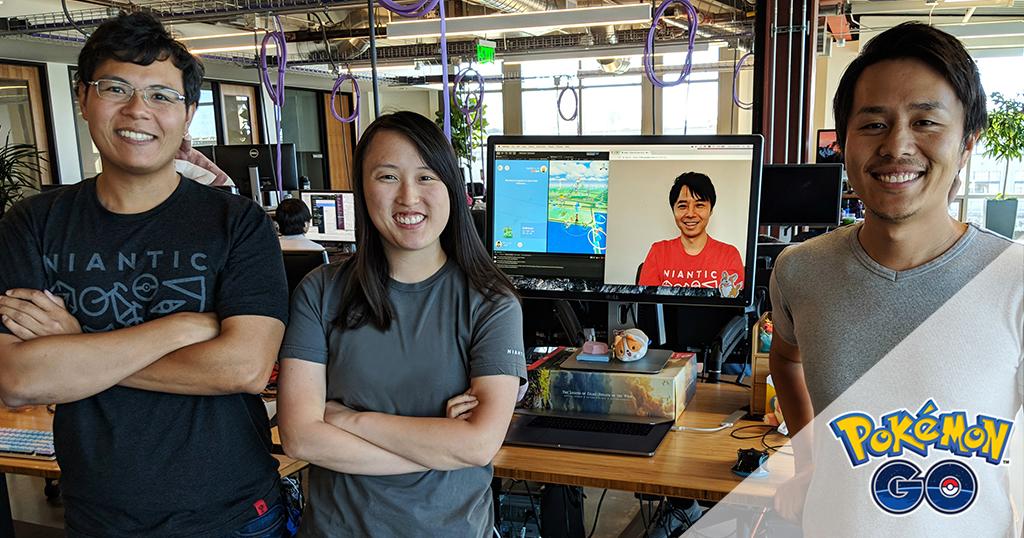 『ポケモンGO』開発チームがポケモン交換に関する熱いコメントを公開!