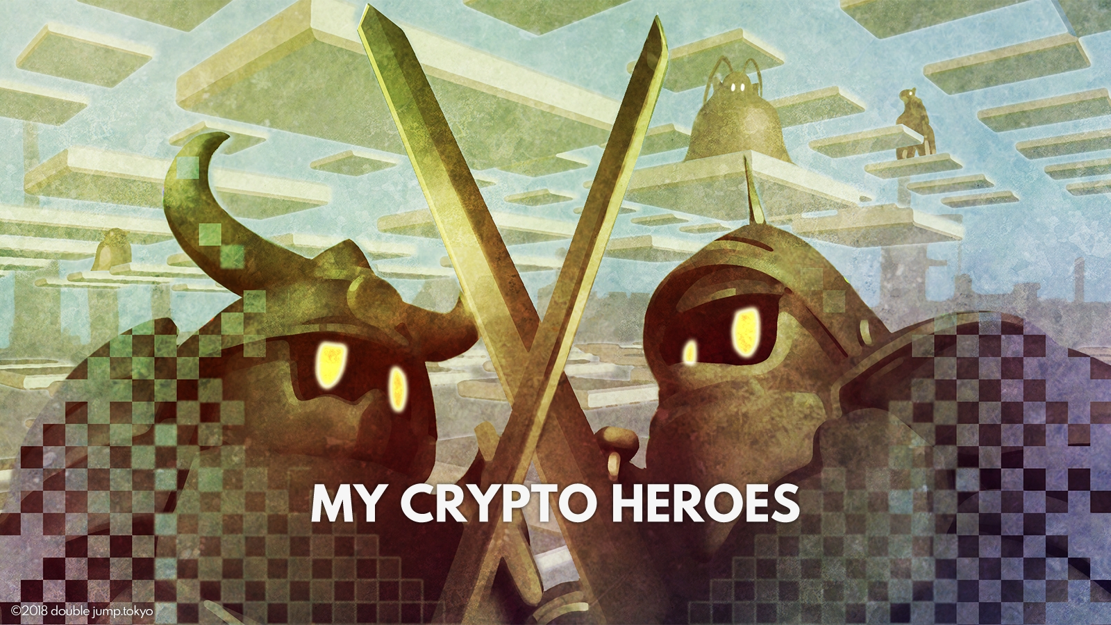 新作ブロックチェーンゲーム『My Crypto Heroes』が夏リリースに向けて開発中!