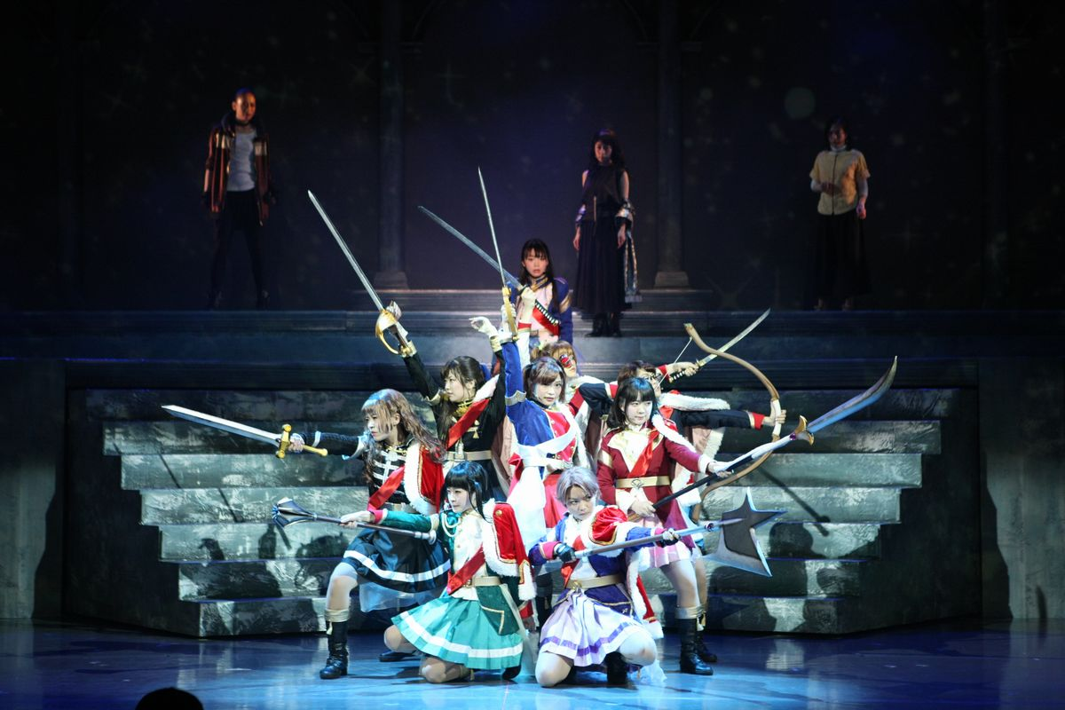 ミュージカル『少女☆歌劇 レヴュースタァライト』の新作スマホゲームが発表!