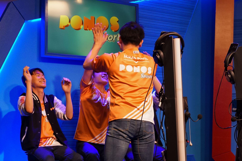 クラロワリーグのワイルドカード トーナメントでPONOS Sportsが勝利!プレイオフに進出決定