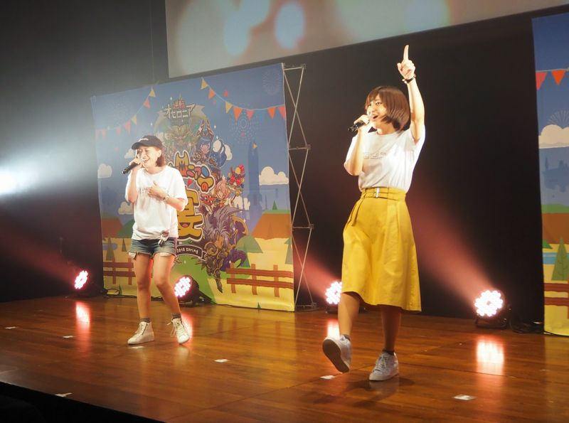 ちゅにみそスペシャルライブに400人が熱狂!「オセロニアンの宴 2018春」東京会場レポート