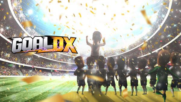 サッカーSLG『GOAL DX』が今夏日本で配信決定!事前登録キャンペーンもスタート!!
