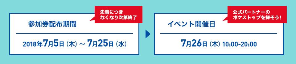 『ポケモンGO』スペシャル・ウィークエンドの参加券がソフトバンク・ワイモバイルでもらえる!