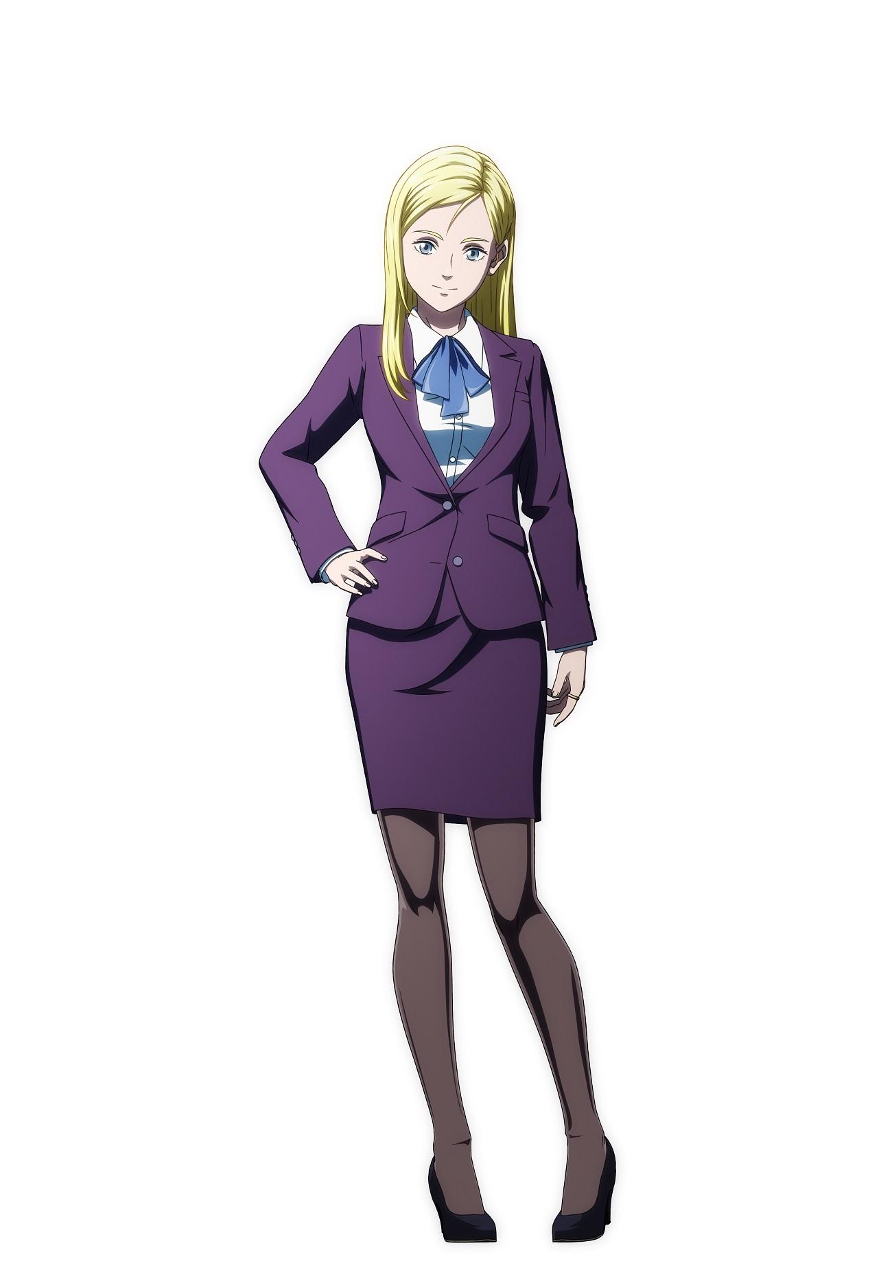 日本アニメを全世界へ!フジテレビの新アニメ枠「+Ultra」第1弾は『イングレス』!