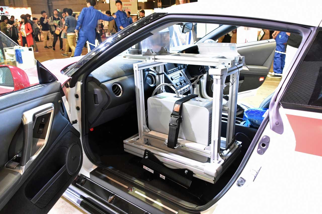 来たる5G回線とは?(後編)日産GT Rを用いて行われた時速300kmでの5G通信実験【第51回: 西川善司のモバイルテックアラカルト】