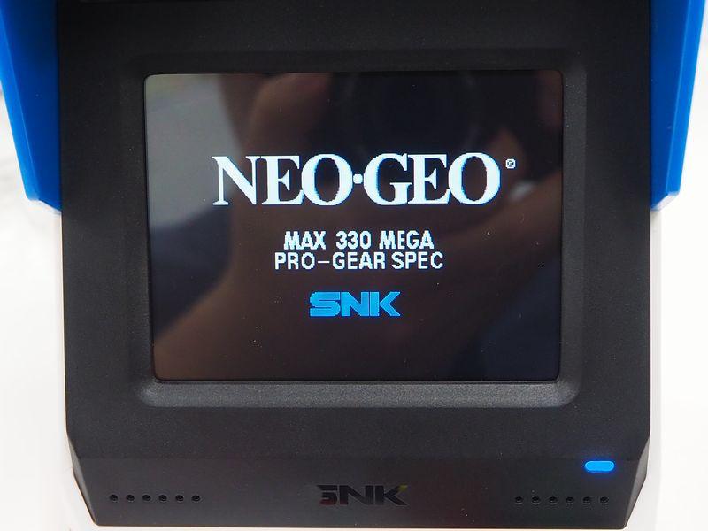 NEOGEO mini先行レビュー!格ゲーマーが気になる操作感や予約状況は?