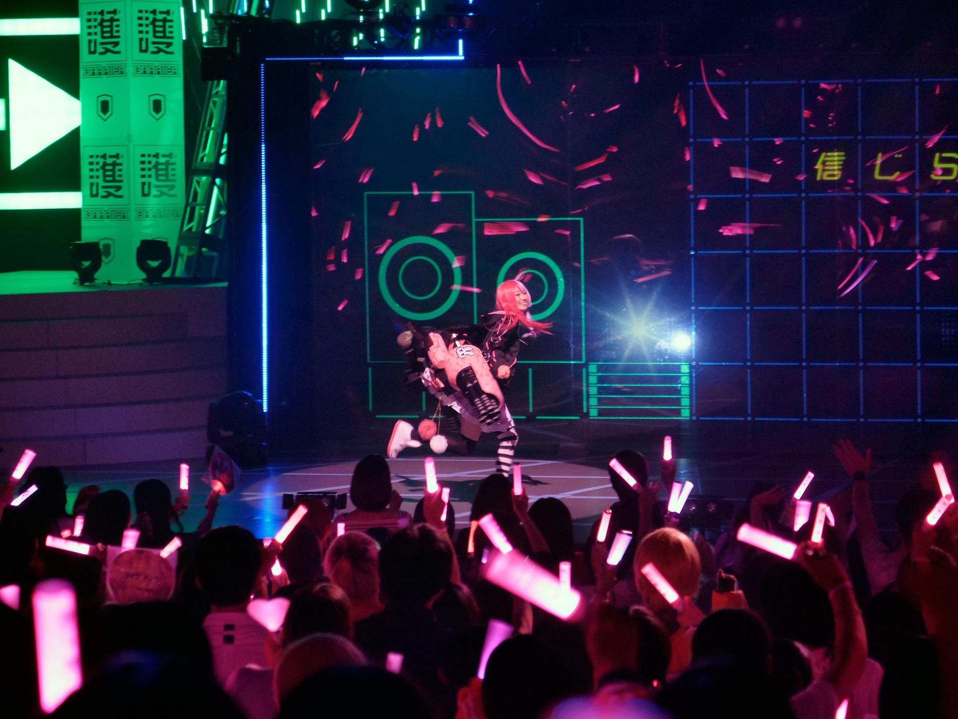 #コンパス【ニュース】: 2時間どっぷりコンパスまみれ!ライブアリーナ大阪公演見どころ紹介