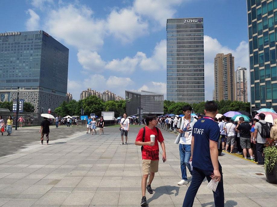 [黒川文雄のゲーム非武装地帯] 第67回: メインランドチャイナの衝撃China Joy 2018