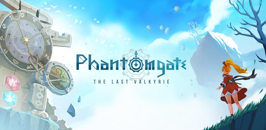 ネットマーブル新作『Phantomgate : The Last Valkyrie』事前登録開始!