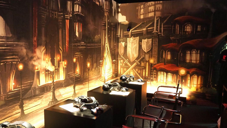 「電脳少女シロ」コラボを先行体験!『禍つヴァールハイト』VR試遊体験レポート【TGS2018】