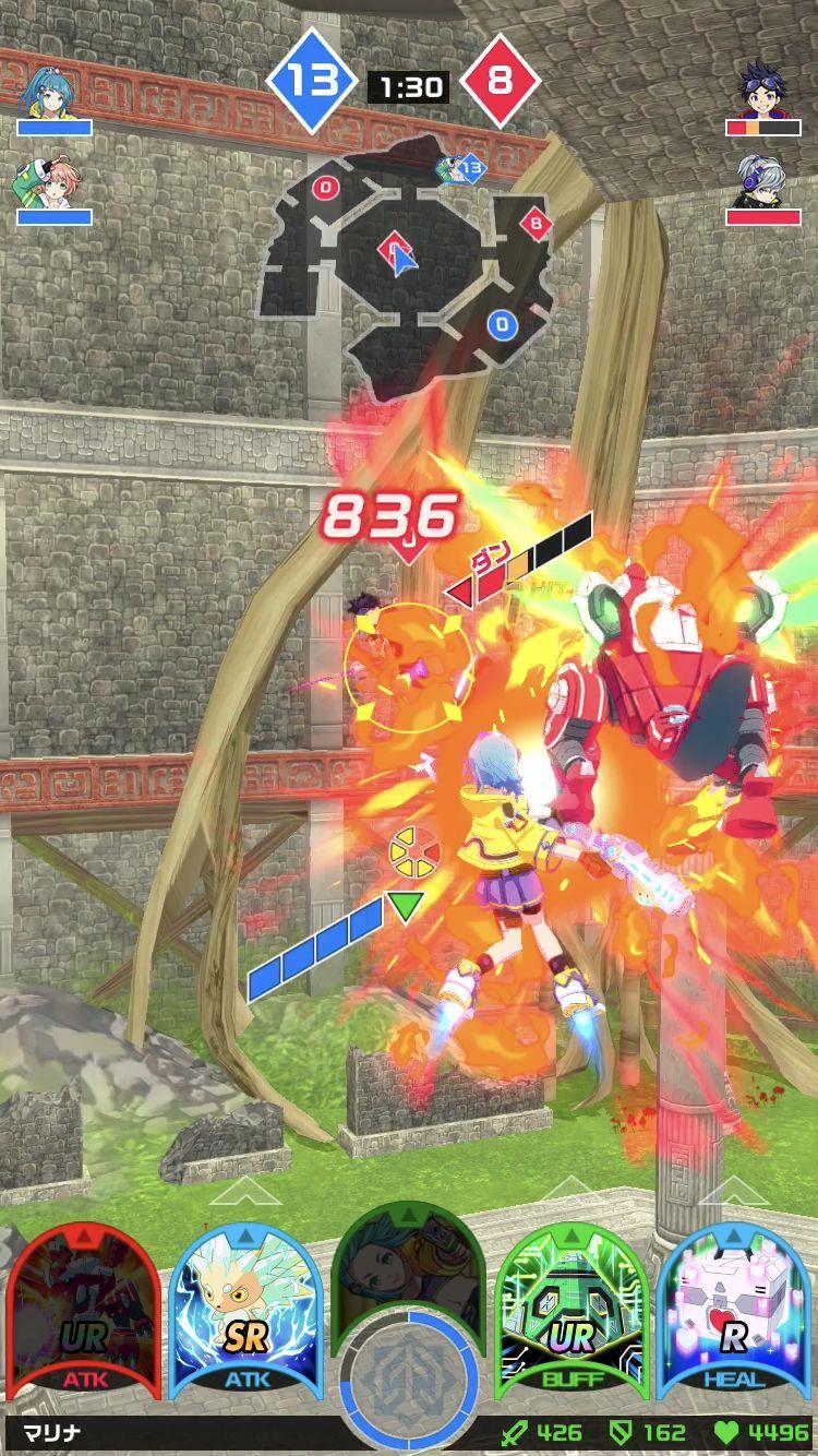 グレンジ新作タイトルは『キックフライト』!360°空中バトルアクションを体験【TGS2018】
