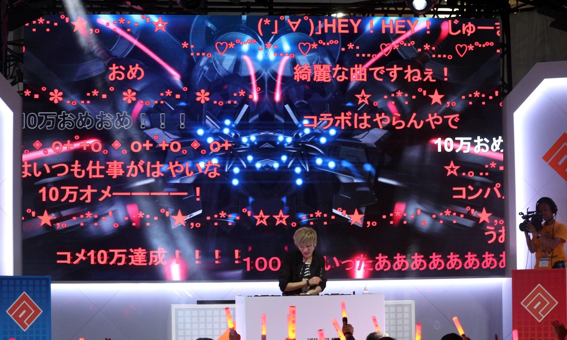 #コンパス【TGS2018】: TGS最大級の盛り上がり!「#COMPASS×VocaNicoステージ」レポート