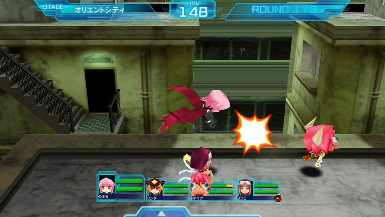 オンライン対戦格闘ゲーム『ゲットアンプドモバイル』が本日配信開始!