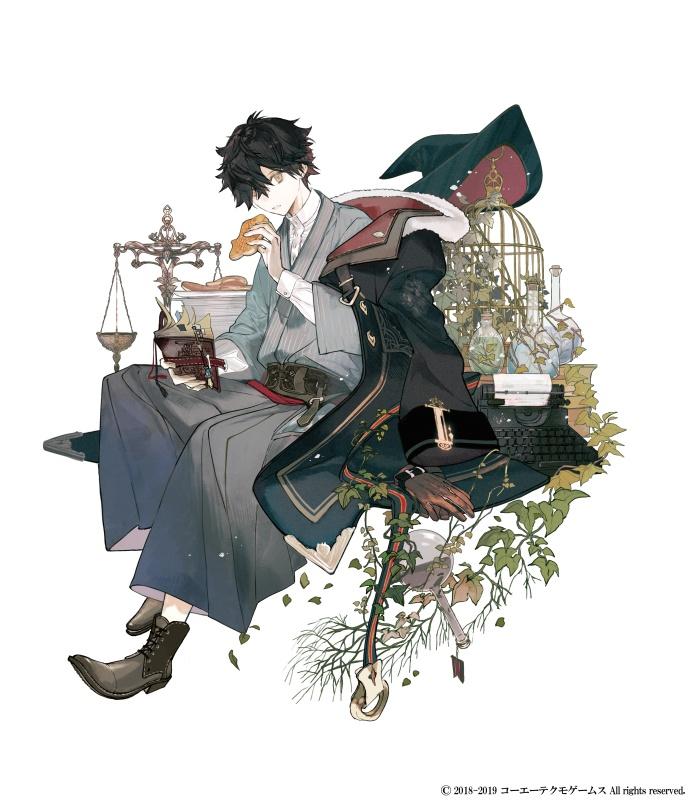 『アトリエ オンライン』で和装の新キャラクター2体がもらえるログインキャンペーンを実施!