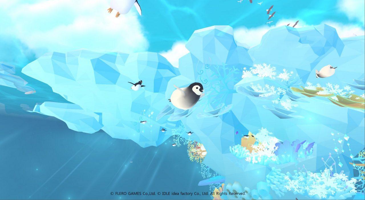 水族館SLG『アビスリウムポール』の事前登録が100万人を突破!2020年1月に全世界同時配信予定