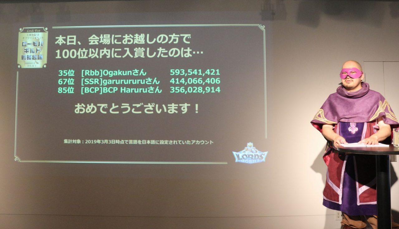 ロードモバイル【ニュース】: ローモバ公式オフ会にスゴ腕ロードが集結!