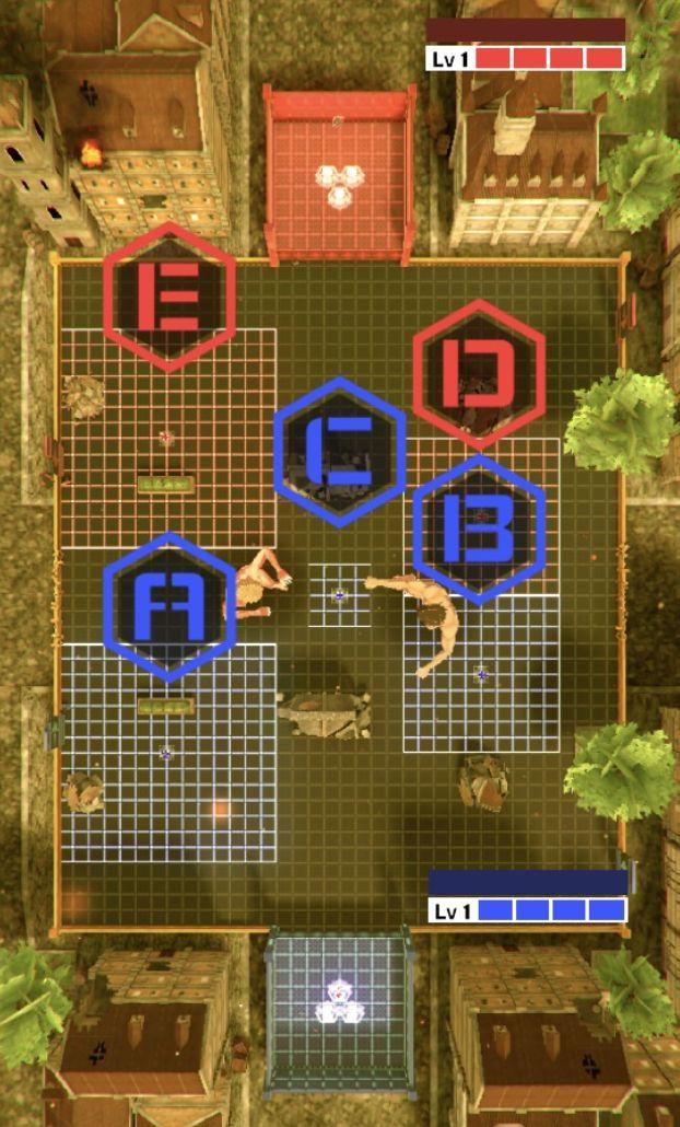 #コンパス【ステージ】: 「【ストヘス区】 急襲戦闘区域」の立ち回りや注意点