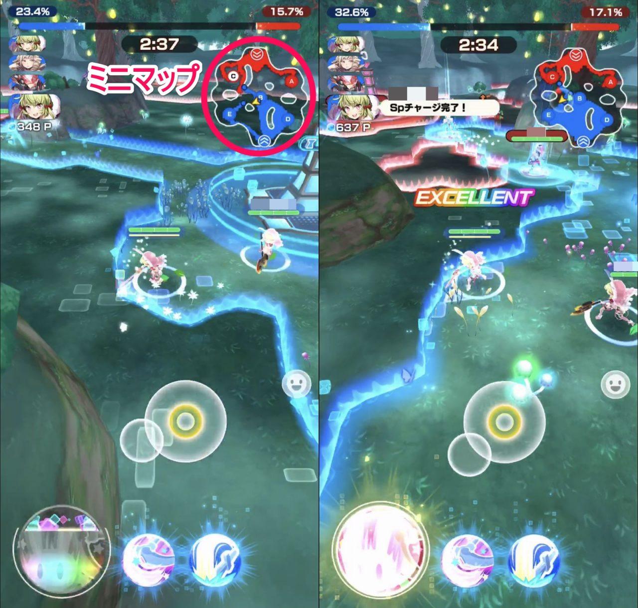 リンクスリングス攻略:ラビットの立ち回り方とおすすめ装備【9/24更新】