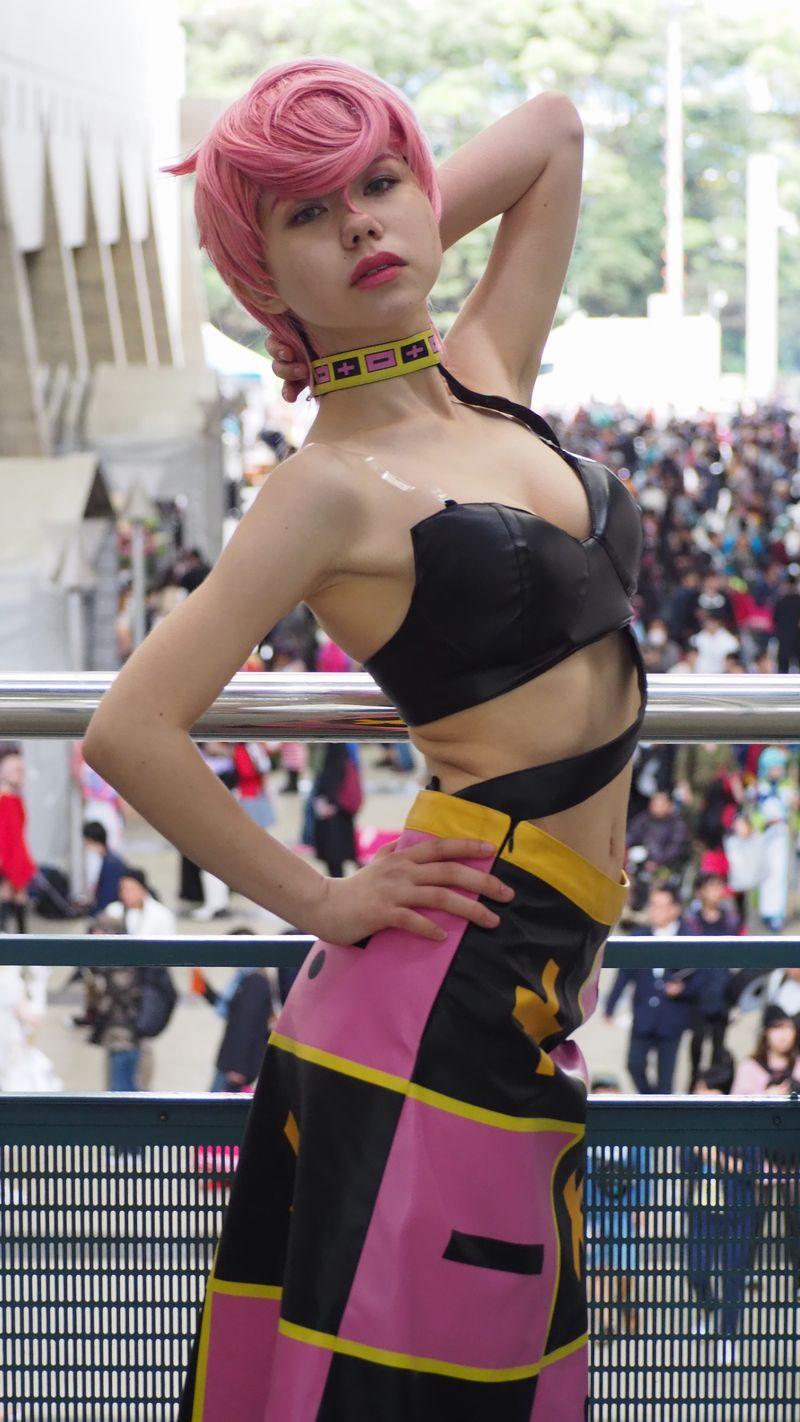 会場に行かなきゃ出会えない!有名ゲームとアニメのキャラクターに扮した美人コスプレイヤーを特集!! Part2【ニコニコ超会議2019】