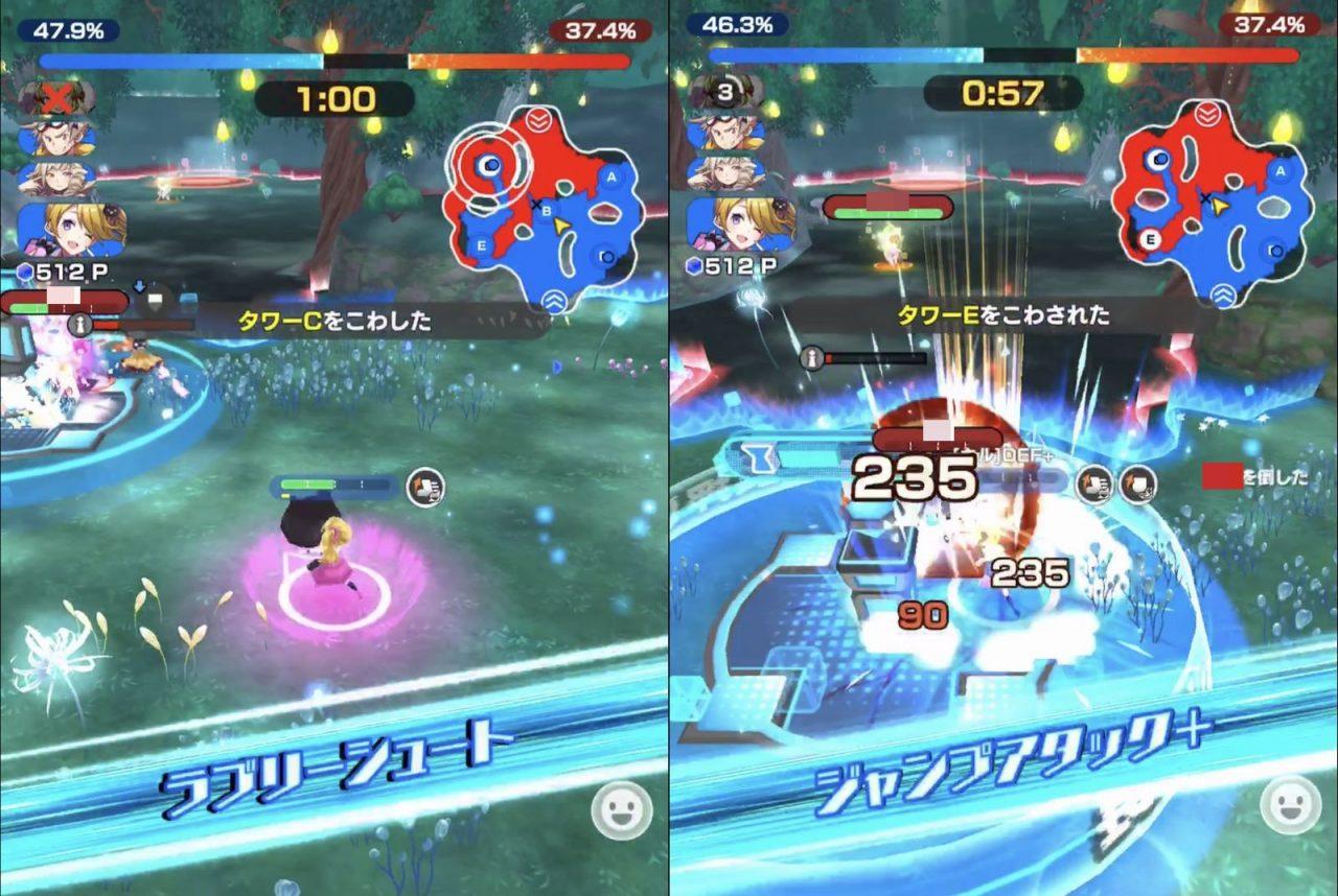 リンクスリングス攻略:ナオの立ち回り方とおすすめ装備【9/24更新】