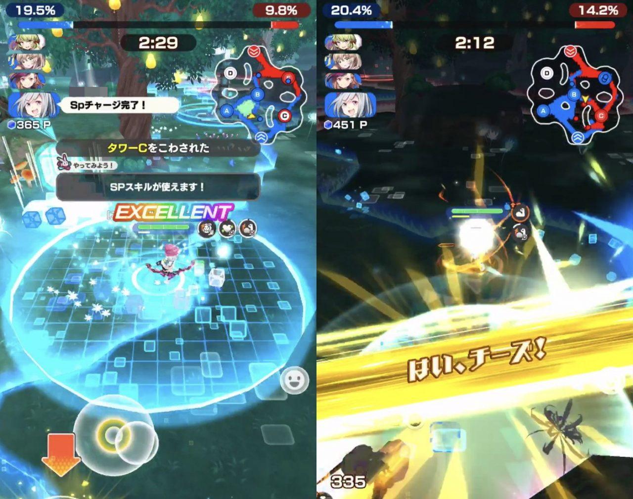 リンクスリングス【攻略】: ニコルの立ち回り方とおすすめ装備【6/3更新】