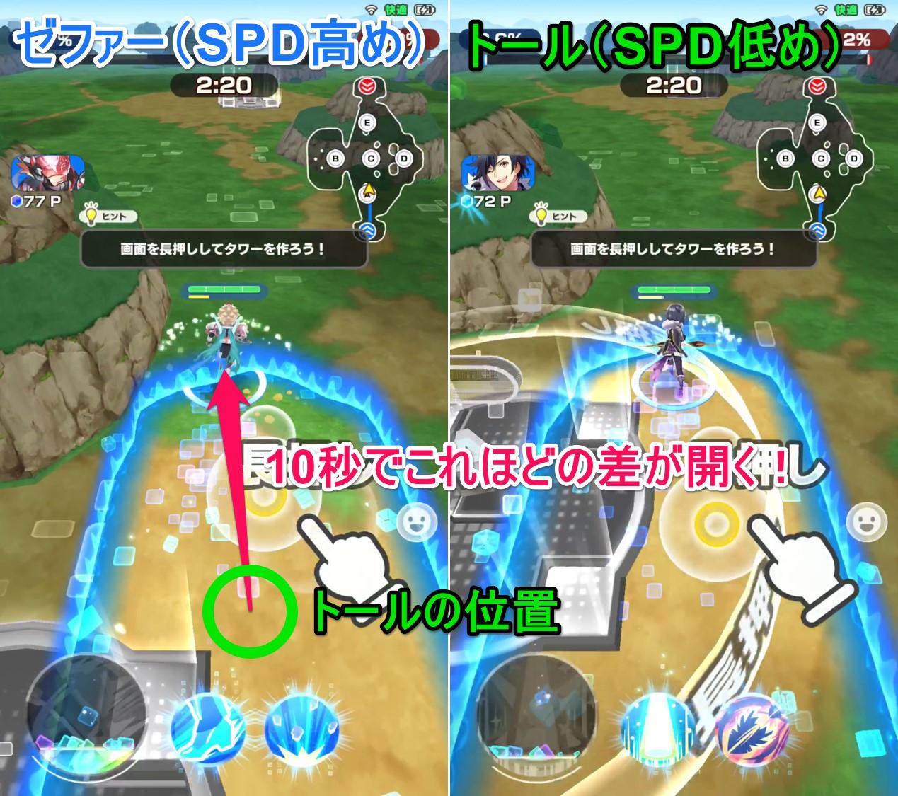 リンクスリングス攻略:キャラデータランキング【11/29更新】