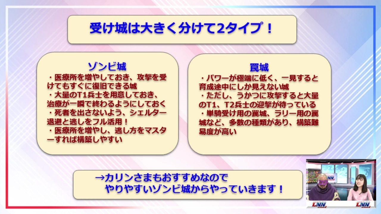 ロードモバイル【ニュース】: LNN Season2 #4は受け城コーナーがスタート!