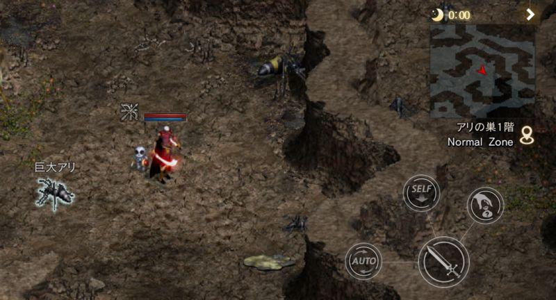 リネージュM(リネM)攻略:素材別おすすめ狩場まとめ