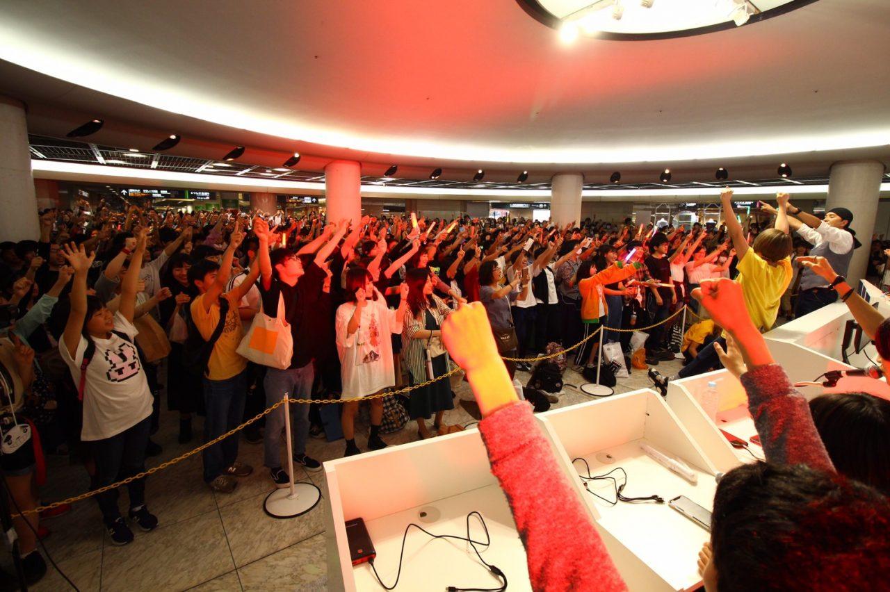 #コンパス【ニュース】:街キャラバン2019 in広島が6月2日(日)に開催!! 約6,000人のファンが集結!