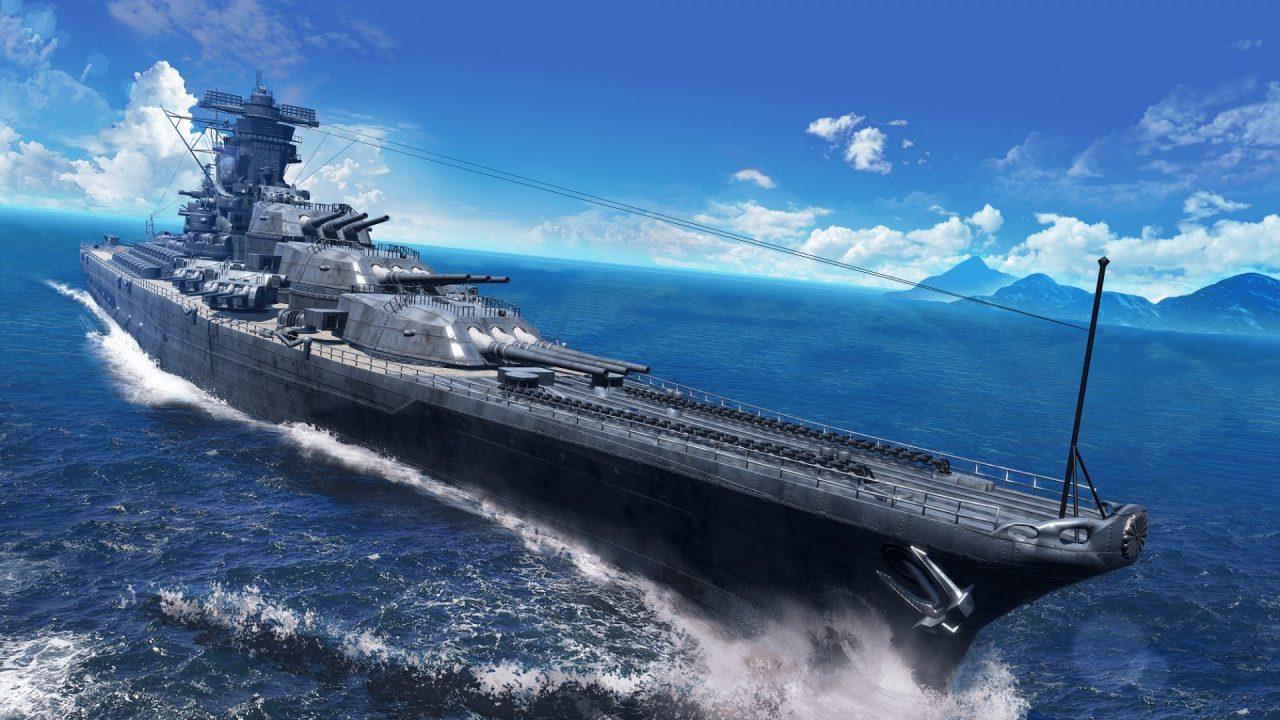 Donutsの新作『艦つく  Warship Craft 』ティザーサイト公開! 2019年夏に配信予定!