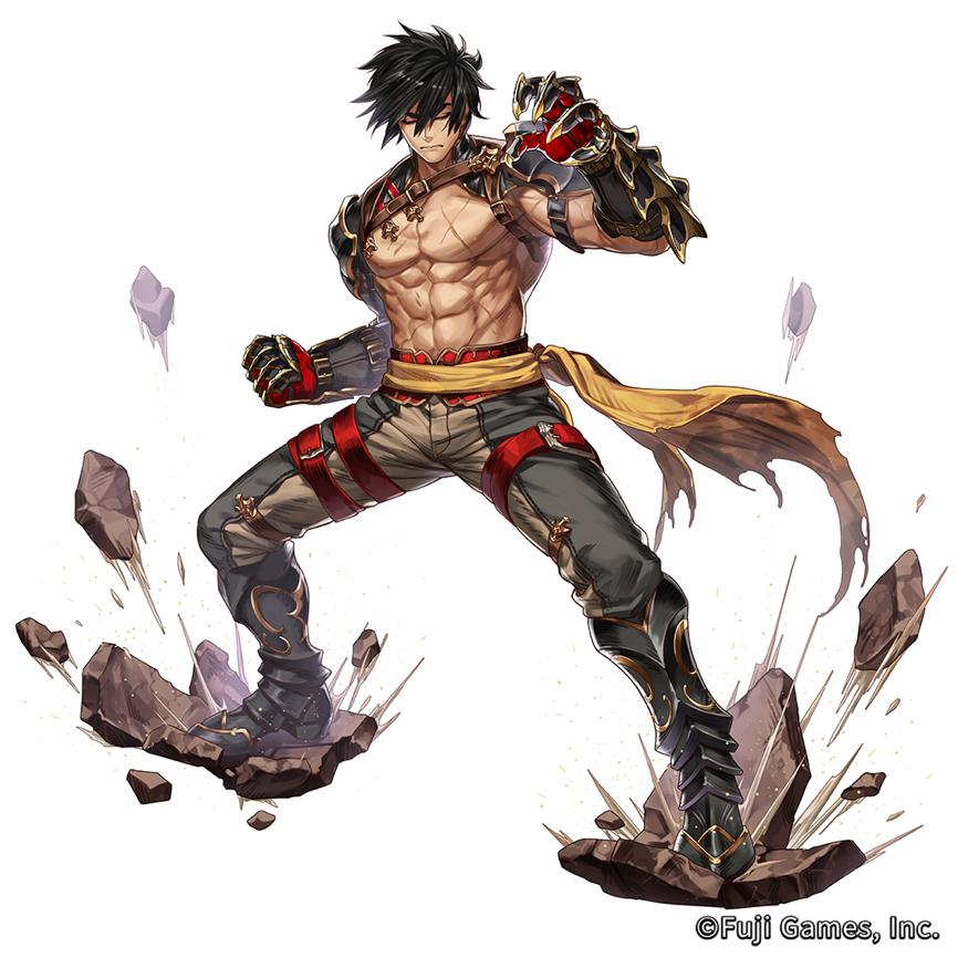 『アルカ・ラスト』の公式サイトに「漆黒編」のキャラクターが3名追加!