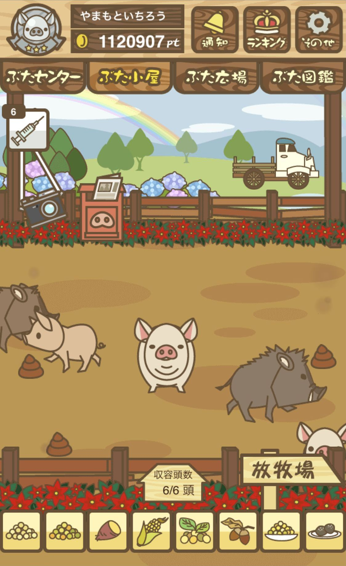 場 攻略 養豚