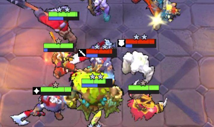 Dota Underlords攻略:ヒーロー配置の基本を解説!