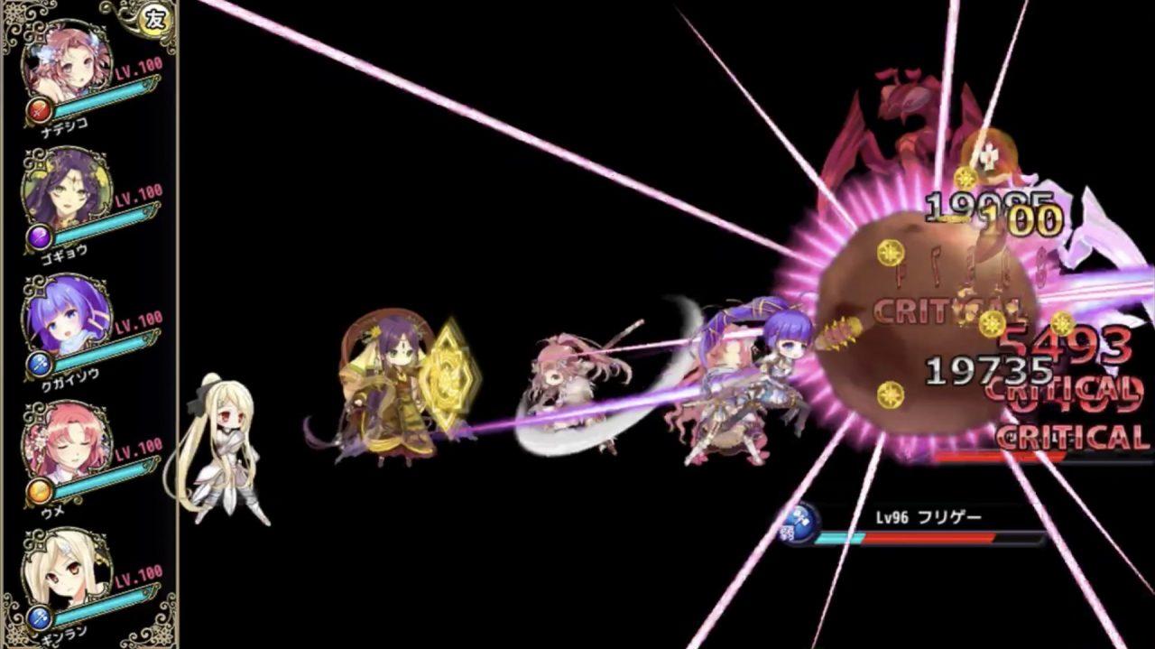 花騎士【初心者攻略】:序盤を攻略するコツは?効率的に進めるためのポイントを詳しく解説!