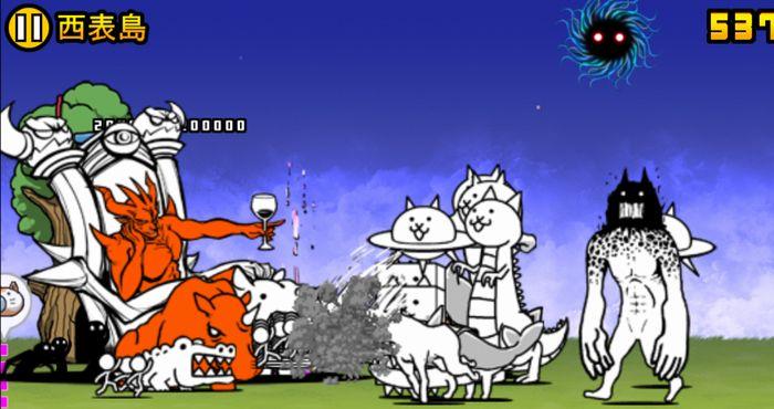 にゃんこ大戦争【攻略】:無課金で覚醒のネコムートをゲット!未来編第3章クリアまでの道のり