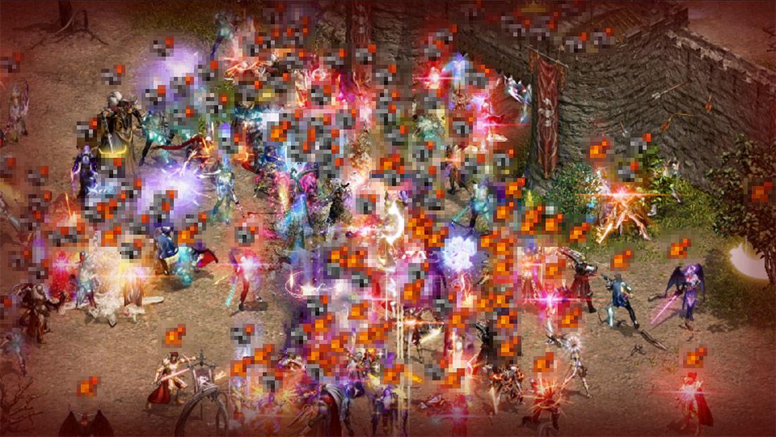 リネージュM(リネM)攻略:攻城戦の簡単な流れと2つの参加方法