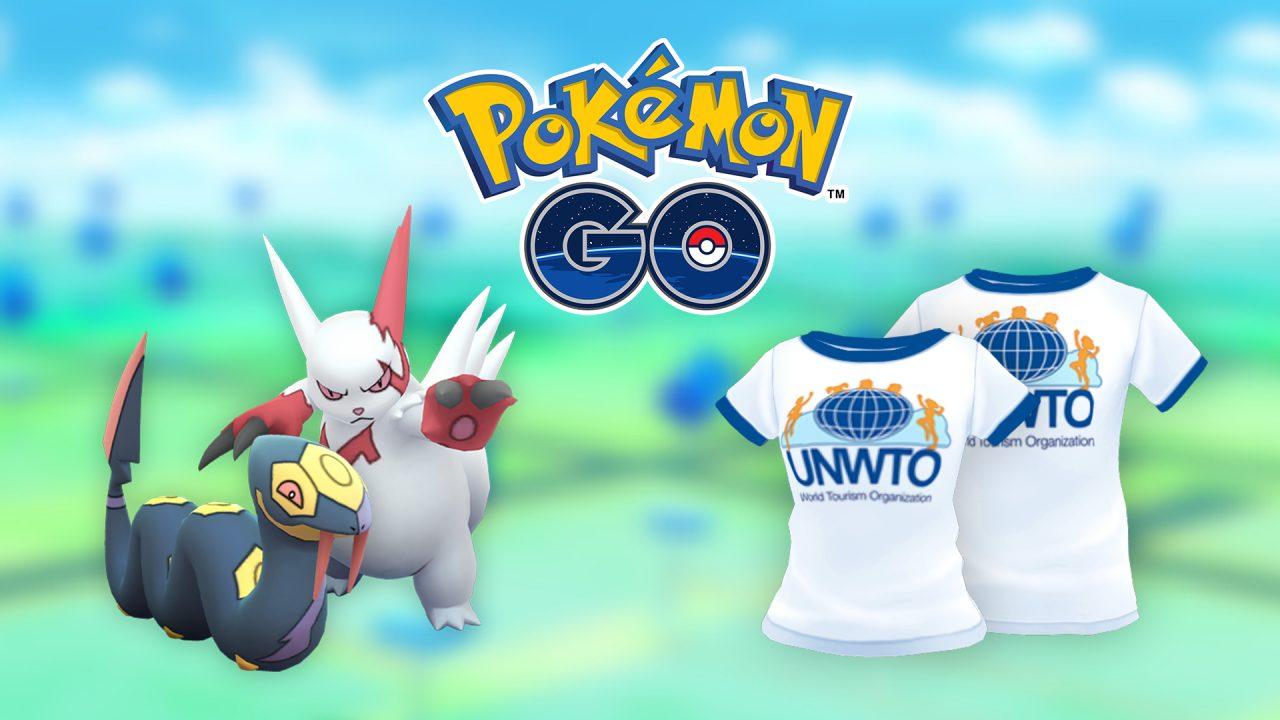 『Pokémon GO』で9月27日(金)より「世界観光の日」をお祝いするイベント開催!