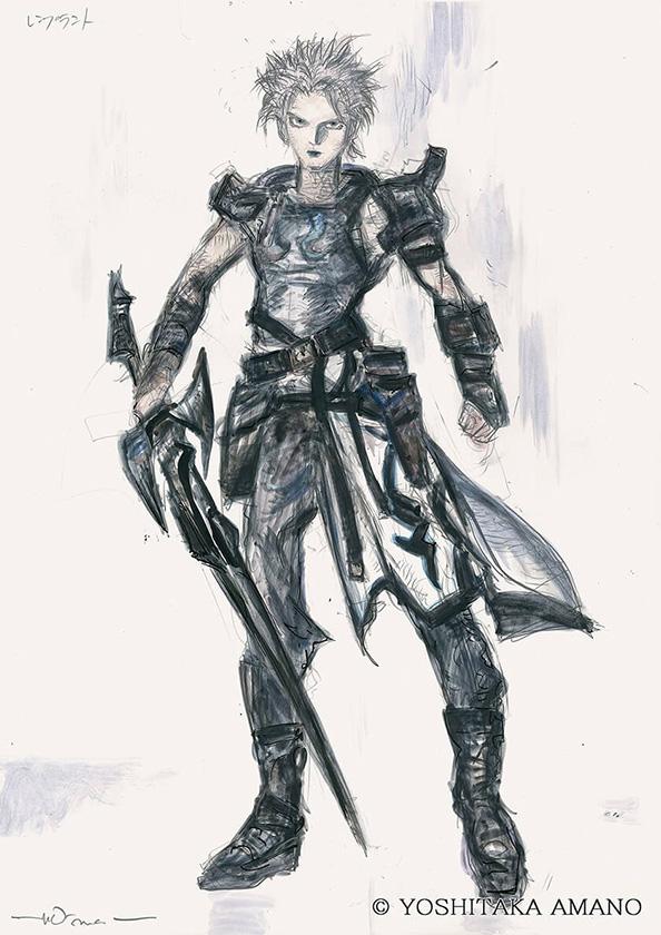 新作MMORPG『ETERNAL』のキャラクターデザインに天野喜孝氏が参画決定!設定イラストも公開