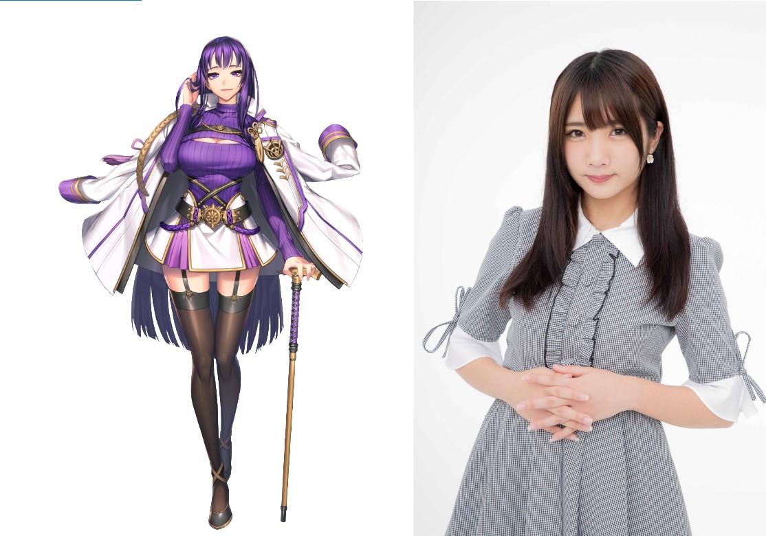 『錬神のアストラル』に人気タレントの大原優乃さんと水沢柚乃さんが出演決定!