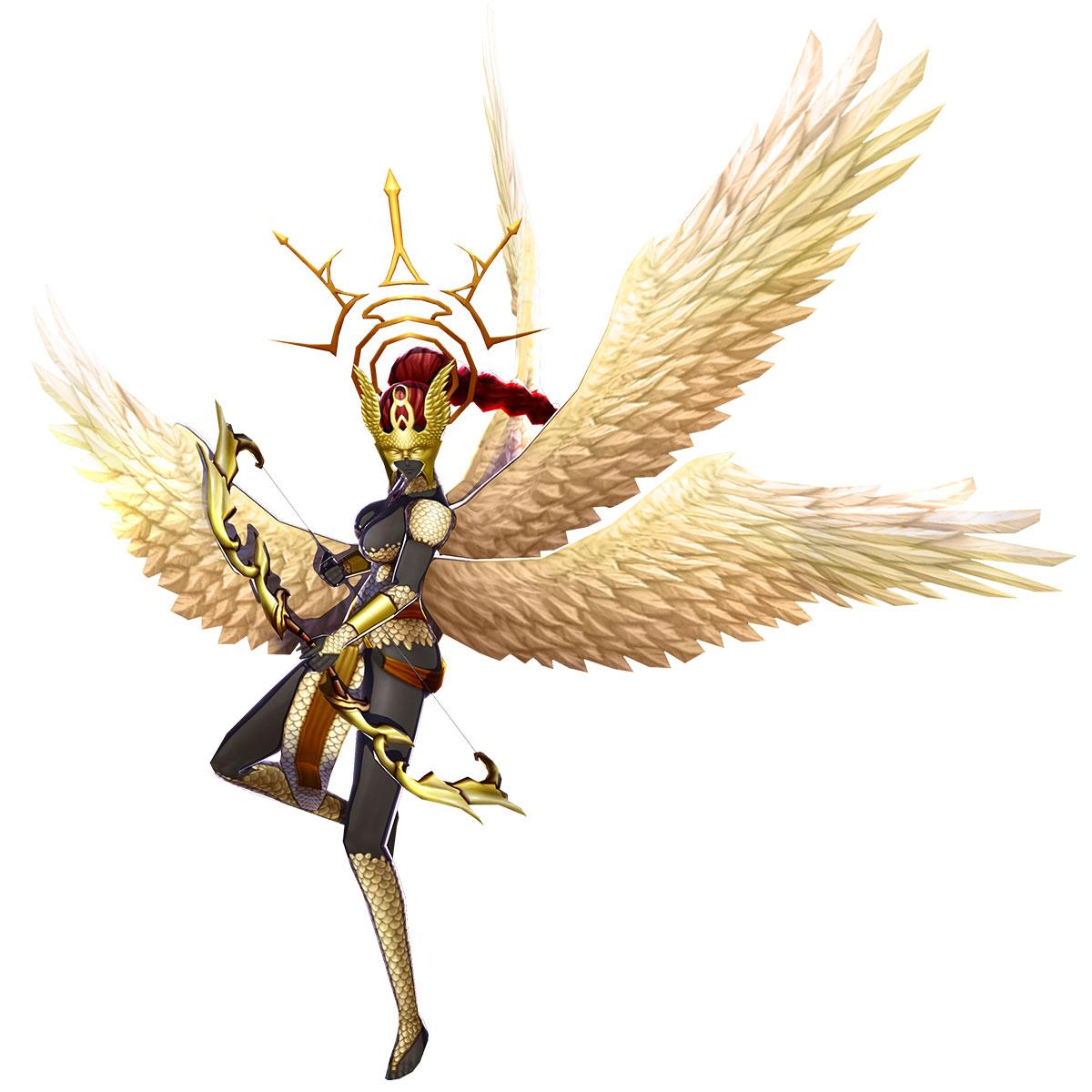enishの新作RPG『De:Lithe~忘却の真王と盟約の天使~』のモンスター情報が公開!