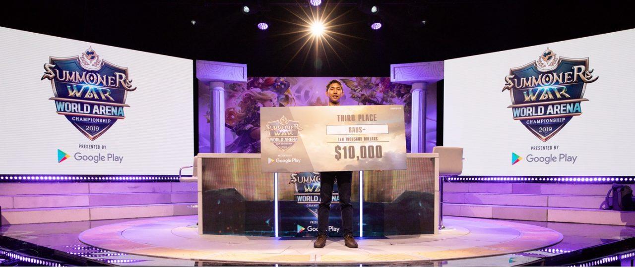 『サマナーズウォー: Sky Arena』SWC2019ワールド決勝の結果を発表!