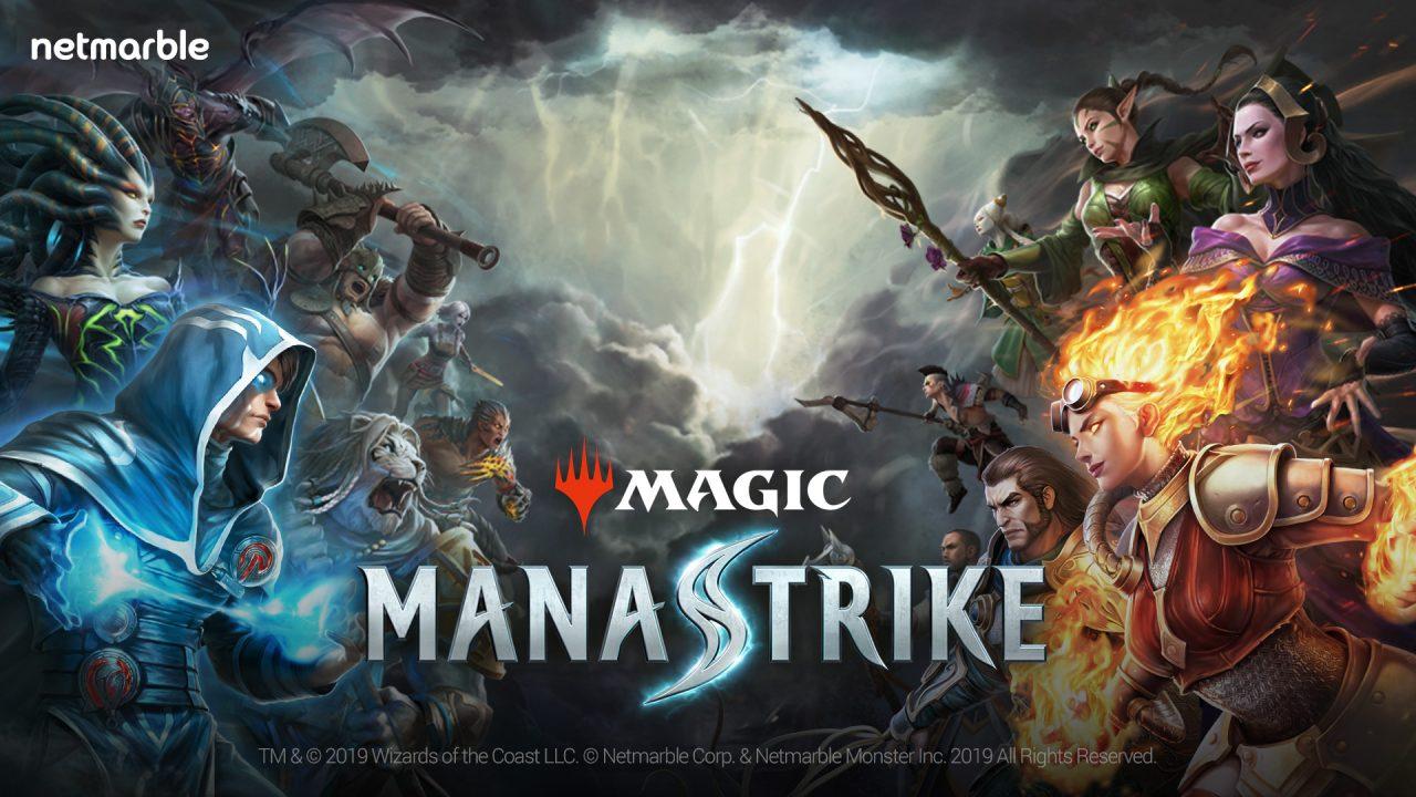 『マジック:ザ・ギャザリング』IPを活用した新作『マジック:マナストライク』のゲーム概要が公開!