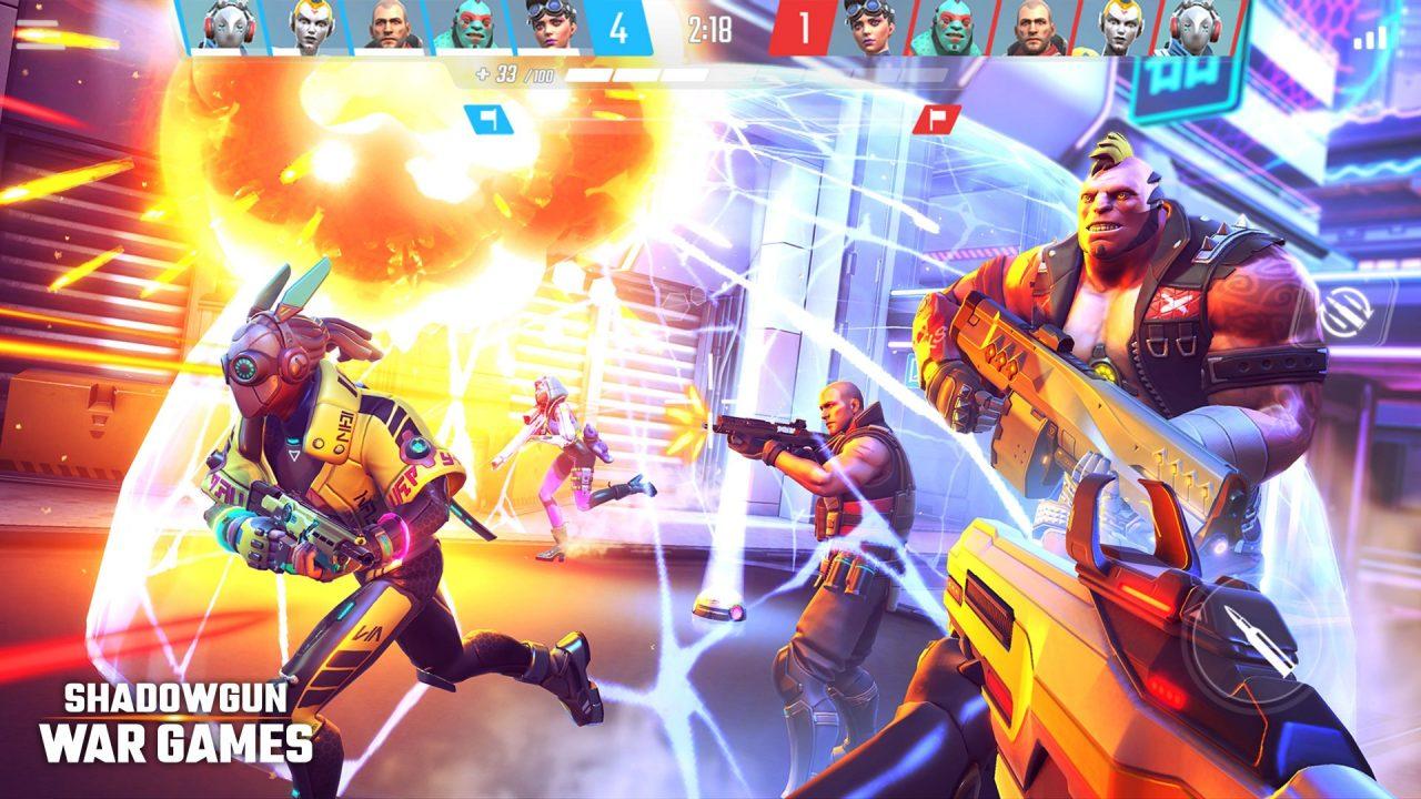 『Shadowgun War Games』のAndoroid版事前登録受付が開始!2020年初めリリース予定