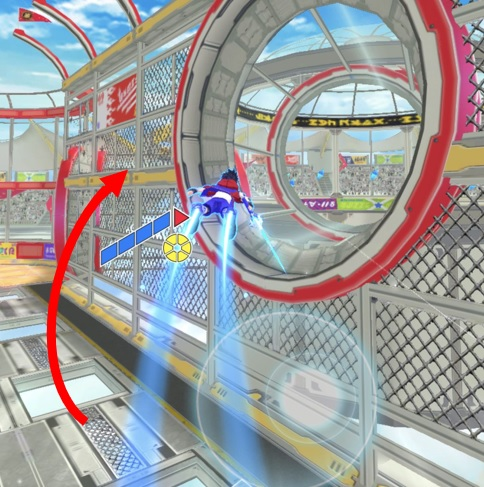 キックフライト【攻略】:基本的な操作方法を解説!飛行をマスターして自由にマップを飛び回ろう!!