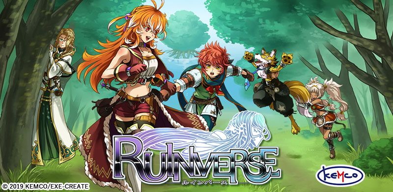 ケムコの新作RPG『ルインバース』が12月2日(月)より配信開始!